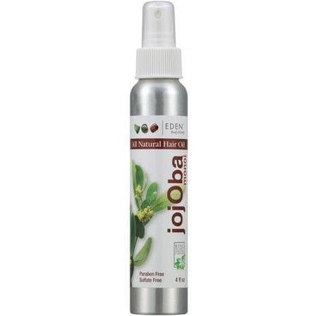 EDEN BodyWorks Jojoba Monoi  All Natural Hair Oil  4 fl oz