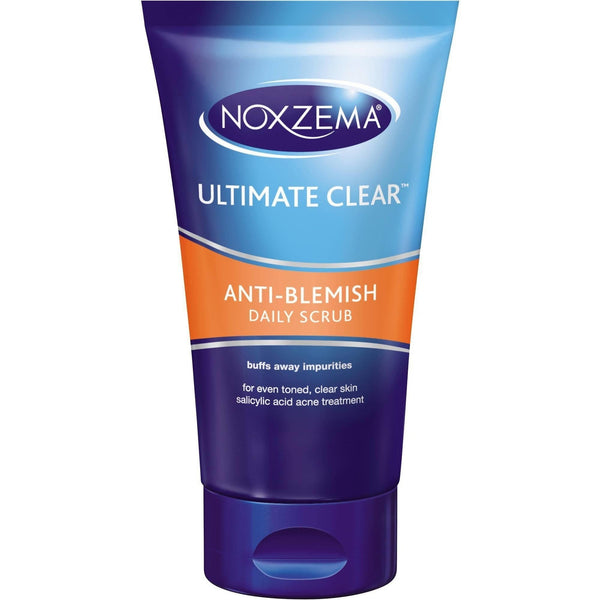 Noxzema Ultimate Clear Anti-Blemish Daily Scrub 5 Ounce