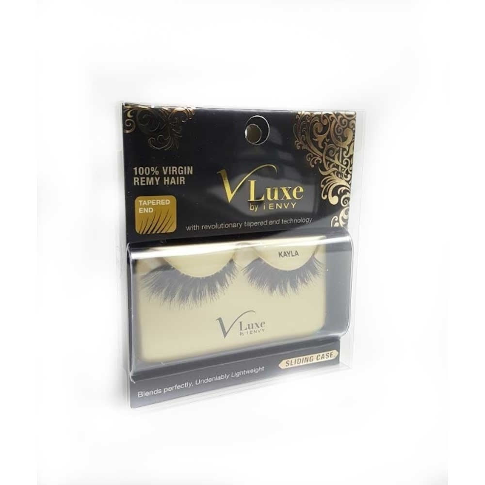Kiss V-Luxe Eye Lashes