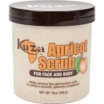 Kuza Apricot Scrub For Face And Body