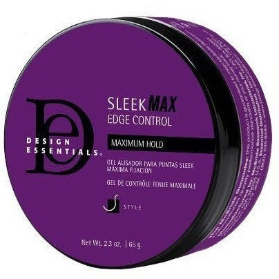 Design Essentials Sleek Edge Control Maximum Hold 2.3 Ounce
