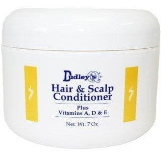 Dudley's Hair & Scalp Conditioner Plus Vitamins A,D & E