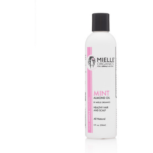 Mielle Organics Mint Almond Oil 8 oz