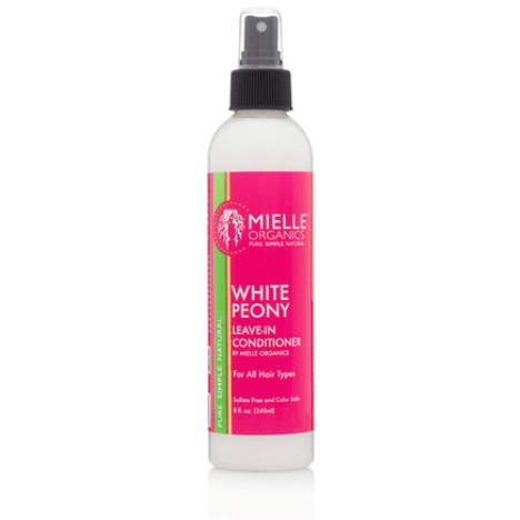 Mielle Organics White Peony Leave-in Conditioner 8 oz