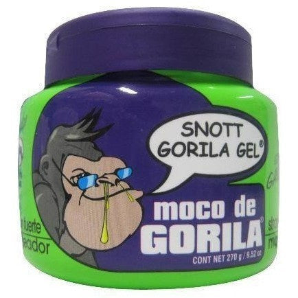 Moco de Gorilla Gorilla Snot Gel Galan Strong Hold 9.52 Ounce