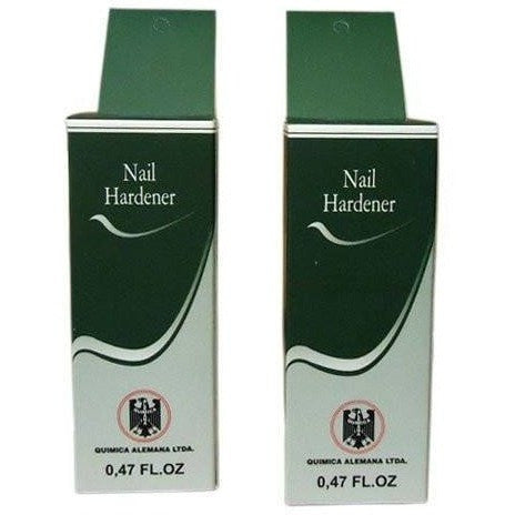 "Quimica Alemana Nail Hardener 0.47 Ounce ""Pack of 2"" Special"
