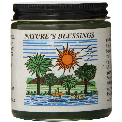 Nature's Blessings Hair Pomade 4 oz - LocoBeauty