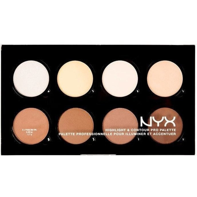 NYX Cosmetics Highlight & Contour Pro Palette HCPP01
