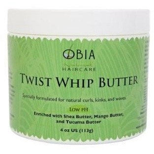 OBIA Naturals Twist Whip Butter 8 oz