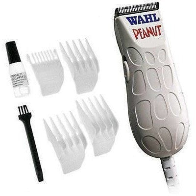 Wahl Professional Peanut Clipper/Trimmer White 8655