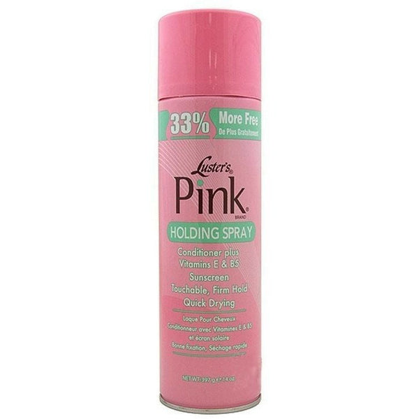 Pink Holding Spray 11.5 Ounce