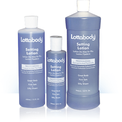 Lottabody Setting Lotion Professional Concentrated Formula