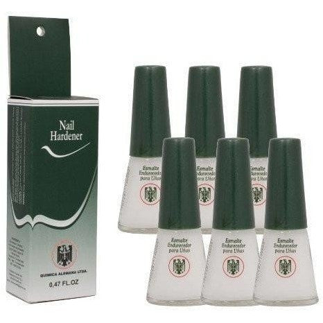 "Quimica Alemana Nail Hardener 0.47 Ounce ""Pack of 6"" Big Sale"