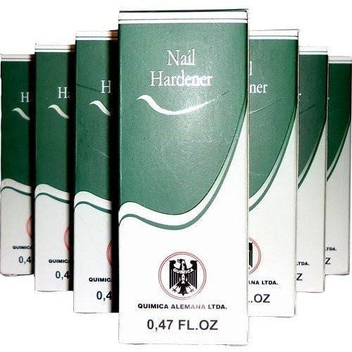 "Quimica Alemana Nail Hardener 0.47 Ounce ""Pack of 7"" Big Sale"