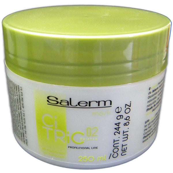 Salerm Citric Balance 02 Mask 8.6 Ounce