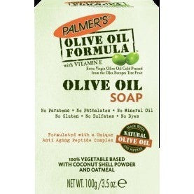 Palmer's Olive Oil Formula With Vitamin E Olive Oil Soap 4.4 Ounce