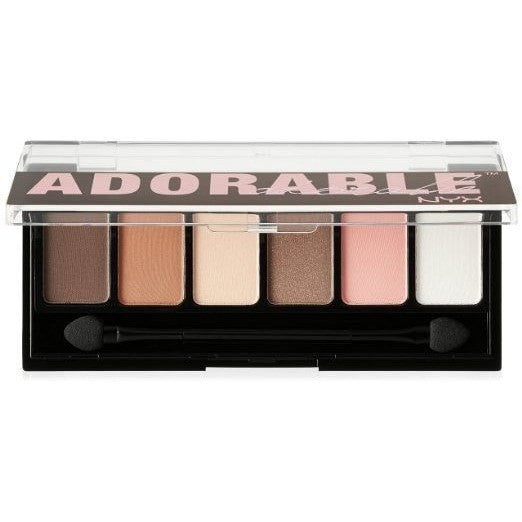 NYX Cosmetics The Adorable Adorable Shadow Palette TAS01