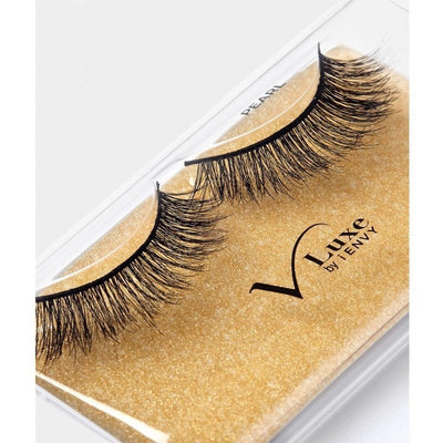 Kiss i.ENVY V Luxe Mink Inspired Lash Pearl VLE01 - LocoBeauty