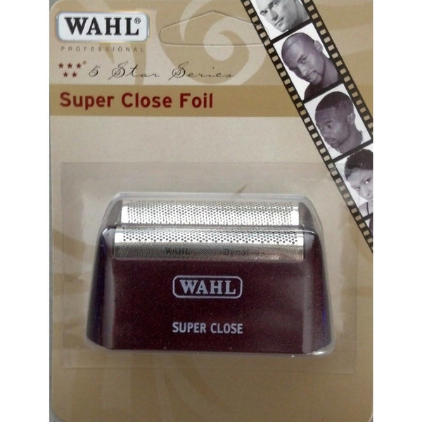 Wahl 5-Star Shaver Replacement Foil Super Close Silver 7031-400