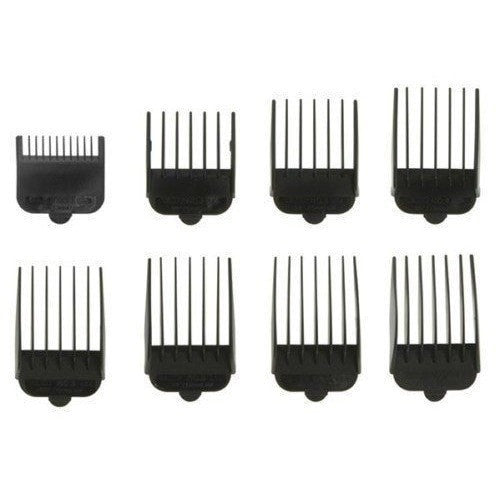 Wahl 3173-500 Hair Clipper Guide Combs Set of 10