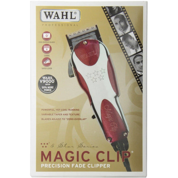 Wahl 5-Star Magic Clip Clipper 8451