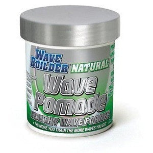 Wave Builder Natural Wave Pomade Healthy Wave Former 3.2 Ounce