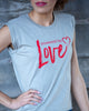Powered By Love Tee