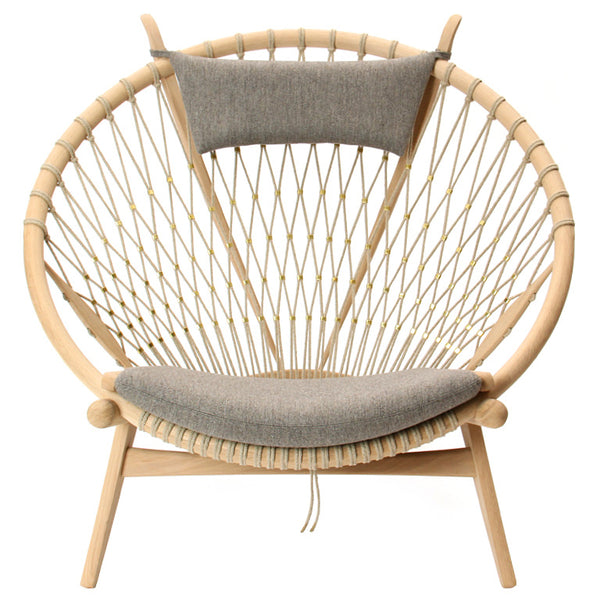 the circle chair hans j. wegner