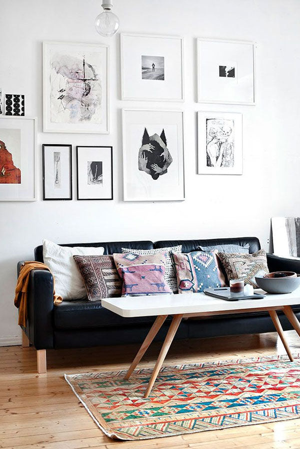 Creating A Gallery Wall gallery wall – lolabean