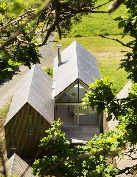 micro cluster cabins Norway