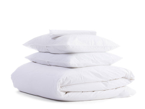 parachute home white sheets