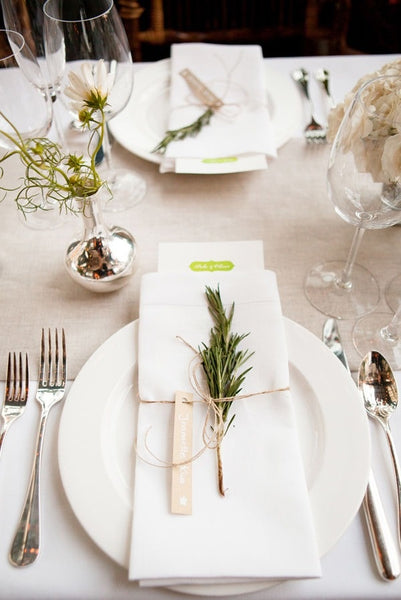 style me pretty table setting