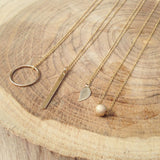 Tiny Charm Necklaces - Lolabean