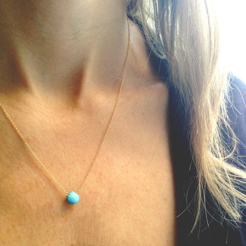 Birthstone Necklaces - Lolabean