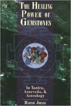 Inner Tradition The Healing Power Of Gemstones