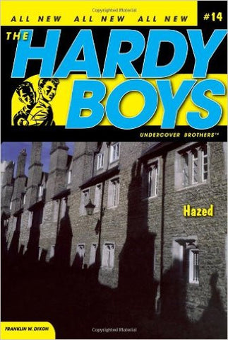 Hazed (Hardy Boys: All New Undercover Brothers #14)