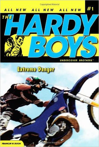 Extreme Danger (Hardy Boys: Undercover Brothers, No. 1)