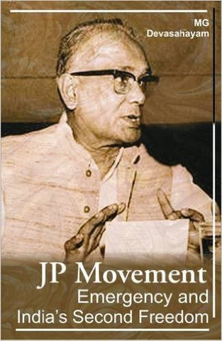 JP Movement - Emergency & Indias Second Freedom