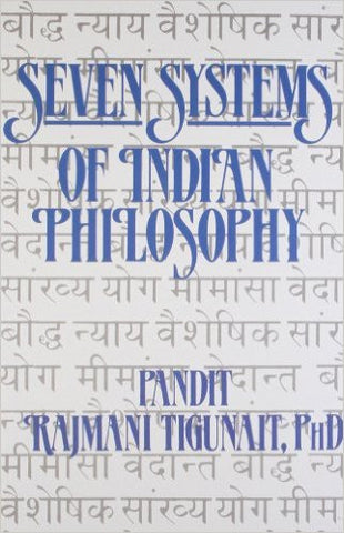 Himalayan Institute Press Seven Systems Of Indian Philosophy