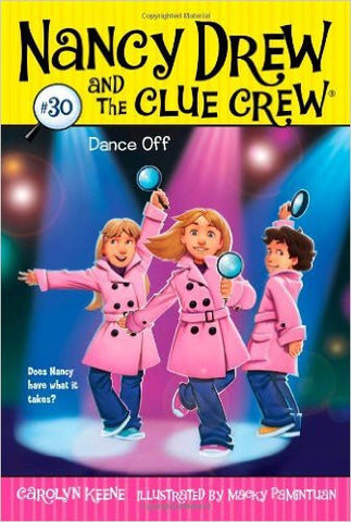 Dance Off (Nancy Drew and the Clue Crew)