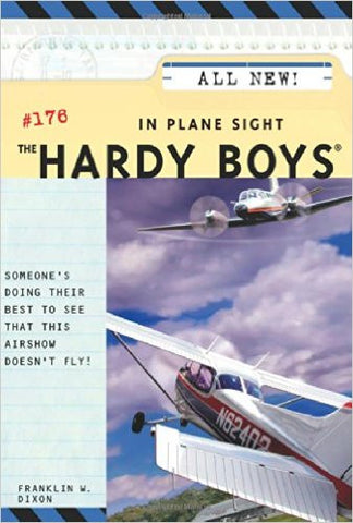 In Plane Sight (The Hardy Boys #176)