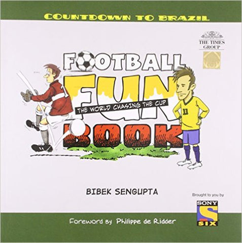 Football Fun Book: The World Chaqsing The Cup