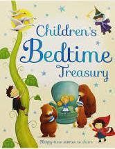 Childrens Bedtime Treasury - Includes Over 30 Beautifully Illustrated Stories