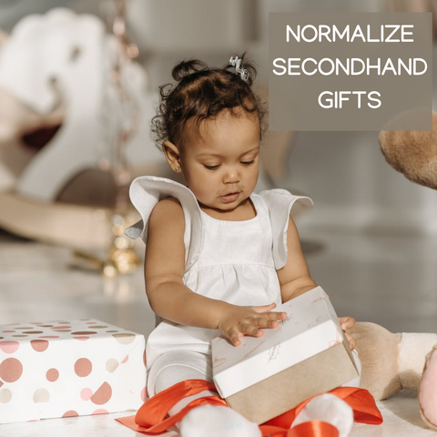 normalized secondhand gifts