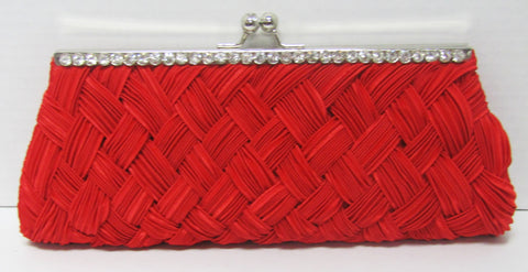Ravishing Red Clutch Bag