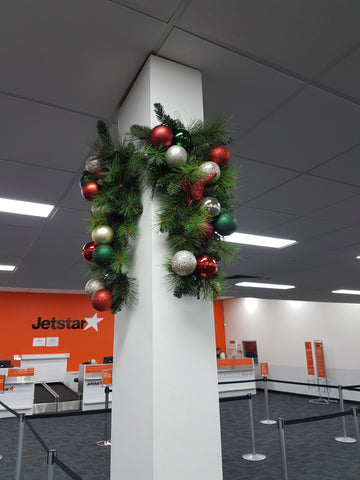 Corporate Christmas tree hire decorating melbourne