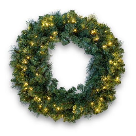 90cm Christmas Wreath - Hire
