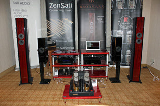 KR Audio Kronzilla at the RMAF 2015