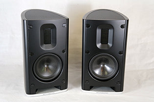Scansonic MB1 B stand-mount speakers