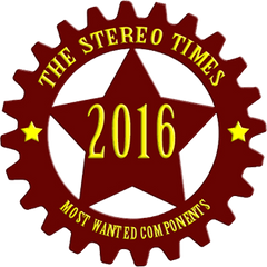 StereoTimes Most Wanted Component Award 2016